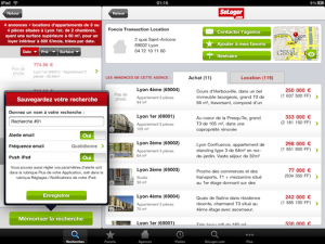 trouver un appartement en location-internet-se-loger-ipad