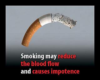 fumer érection