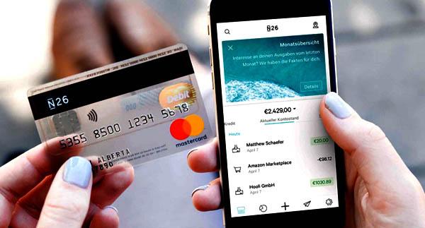 n26 banque mobile avis